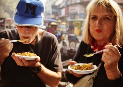 Safe Street Food Old Delhi Tour with Masterji Kee Haveli