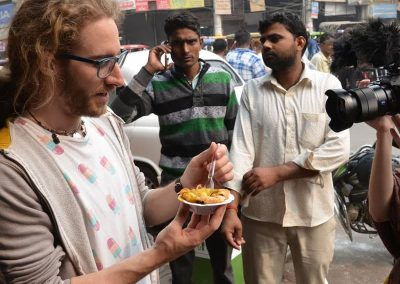 Old Delhi Food Tour with Dhruv of Masterji Kee Haveli