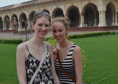 Historic Taj mahal
