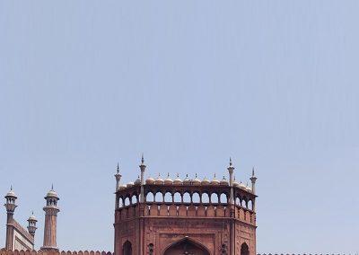 Jama Masjid- Tourist attraction at Old Delhi