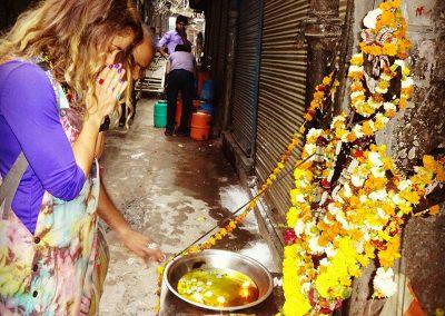 Faith & Pray at Old Delhi