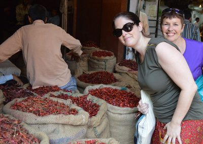 Red Chillies at Old Delhi