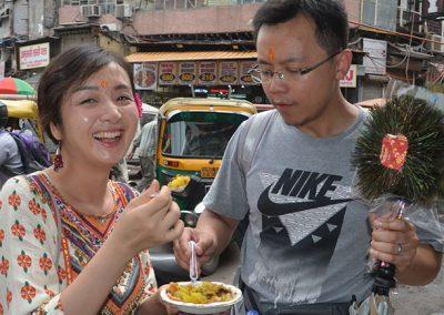Fun & Food at Old Delhi