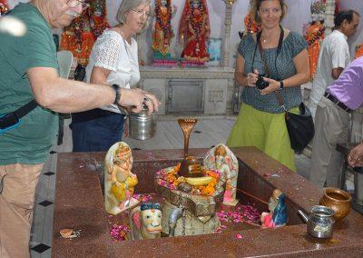 Temple Visit at Old Delhi