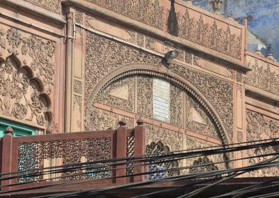 Beautiful Architecture of Old Delhi